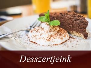 Fáy Étterem és Présház - Desszertek