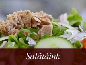 Fáy Étterem és Présház - Saláták