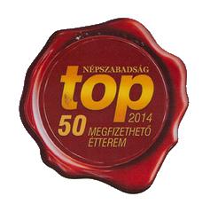 A Fáy Présház Étterem Magyarország legjobb éttermei között!